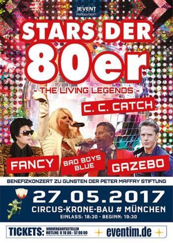 Stars der 80er - München